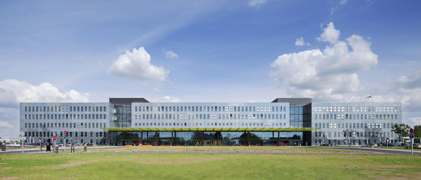 CHU Douai Architecte - Bureau d'études thermique
