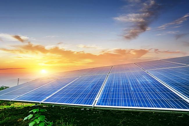 Ferme solaire - Energypro Bureau d études thermique énergie